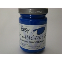 Easy multicolor blu oltremare