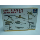modellino scala 1/35 anti aicraft armament set