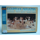 modellino scala 1/72 egyptian infantry
