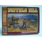 modellino scala 1/72 buffao bill
