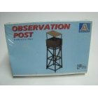 modellino scala 1/35 observation post